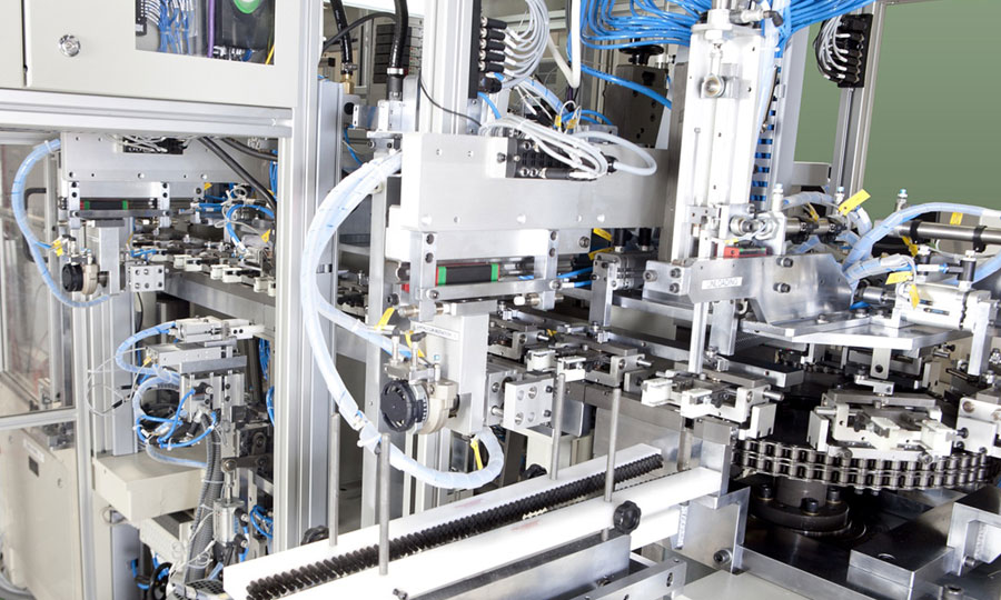 Fully Automatic Assembly Line | TEAL